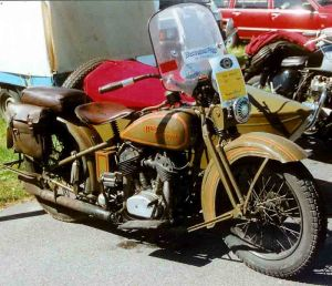 1931 Harley-Davidson